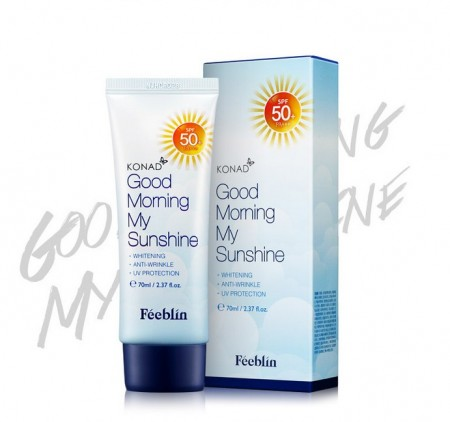 Feeblin Good Morning My Sunshine SPF50+/PA+++