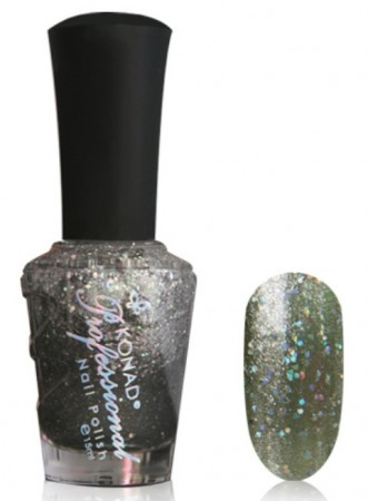 Konad Professional Nail Polish - P951 Diamond Gray Pearl