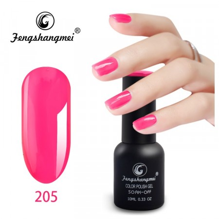 Fengshangmei Color Polish Gel #205