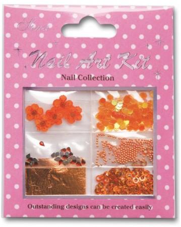 Nail Art Kit - Collection 02