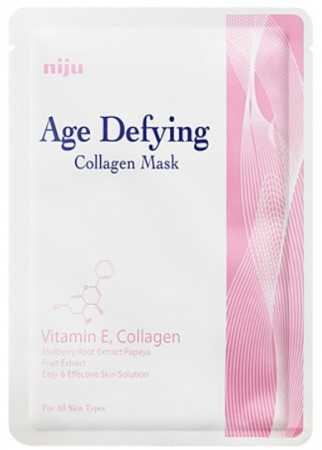 niju Age Defying Collagen Mask