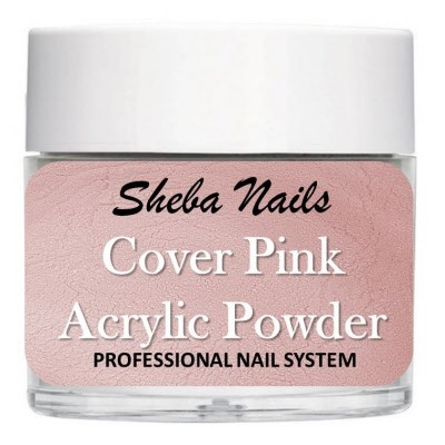 Sheba Nails - Cover Acrylic Powder Collection - Cover Pink