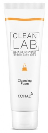 Konad Clean LAB BHA Purifying Cleansing Foam