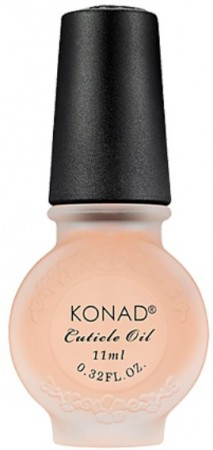 Konad Professional Nail System - Cuticle Oil - Rose - 11 ml