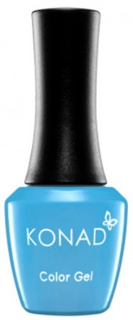 Konad Color Gel Nail Polish - CG102 Picnic Blue