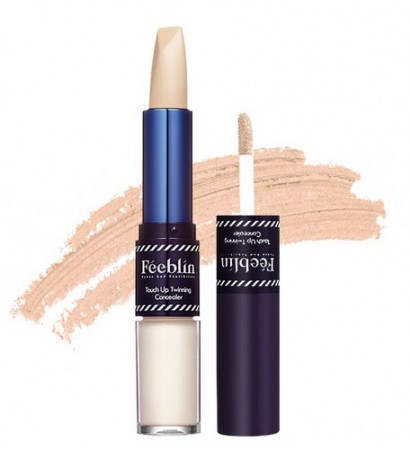 Feeblin Touch Up Twinning Concealer B1 Light Beige