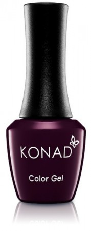Konad Color Gel Nail Polish - CG009 Deep Marsala