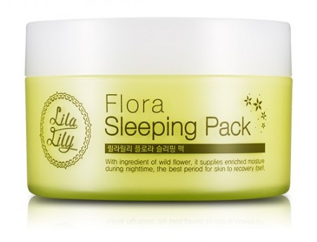 Lila Lily Flora Sleeping Pack