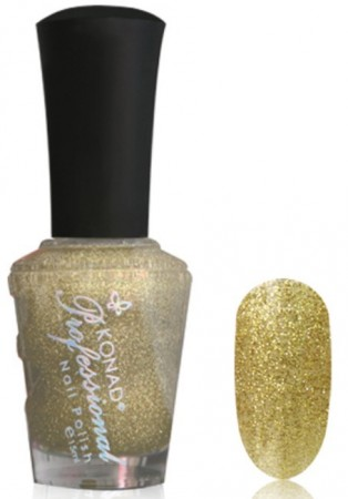 Konad Professional Nail Polish - P966 Luxury Gold Pearl