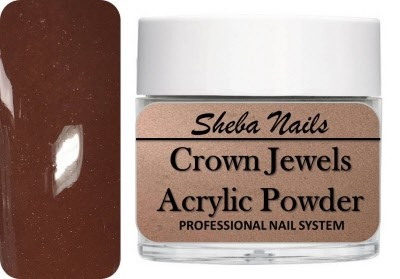 Crown Jewels Color Acrylic Powder - Throne
