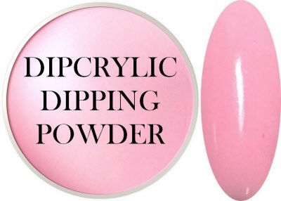 Dipcrylic Acrylic Dipping Powder - Basix Collection - Cotton Candy