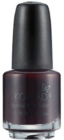 Konad Nail Art - Special Nail Polish - S19 Dark Purple