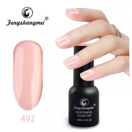 Fengshangmei Color Polish Gel #492