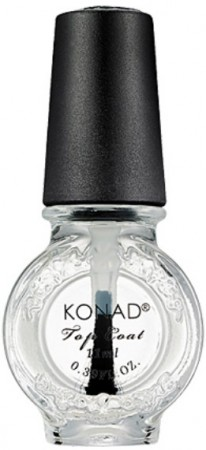 Konad Nail Art - Special Top Coat - Clear - 11 ml
