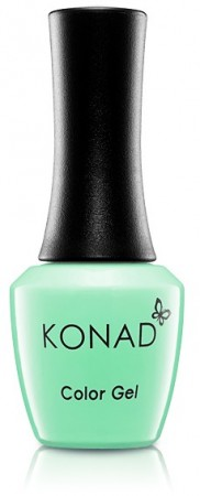 Konad Color Gel Nail Polish - CG059 Mint Soda