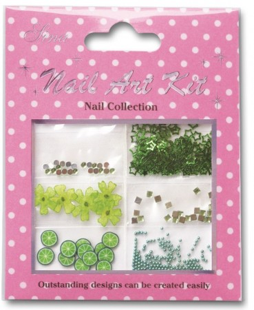 Nail Art Kit - Collection 11
