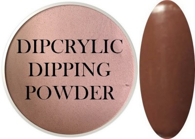 Dipcrylic Acrylic Dipping Powder - Retro Collection - Umber