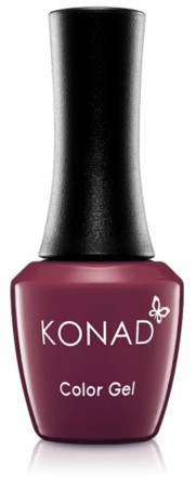 Konad Color Gel Nail Polish - CG083 Classic Plum