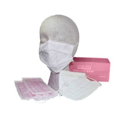 Sure Fit Ear Loop Mask