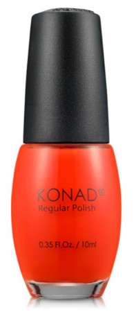 Konad - Regular Nail Polish - R66 Psyche Orange