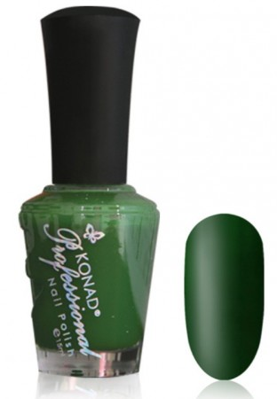 Konad Professional Nail Polish - P733 Deep Green