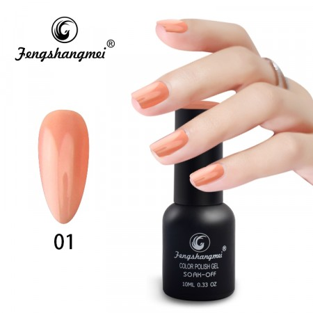 Fengshangmei Color Polish Gel Morandi #01