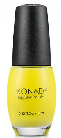Konad - Regular Nail Polish - R25 Neon Yellow
