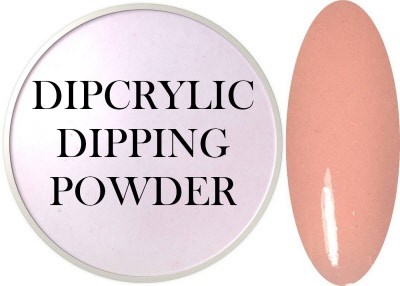 Dipcrylic Acrylic Dipping Powder - Nude Collection - Sensual