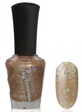 Konad Professional Nail Polish - P855 Diamond Brown Pearl