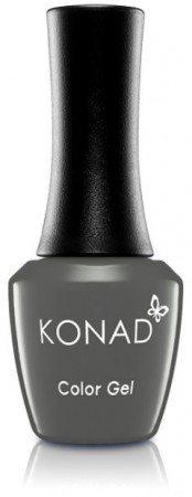 Konad Color Gel Nail Polish - CG028 City Gray