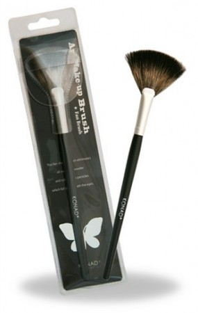 Art Make up Brush - Fan Brush