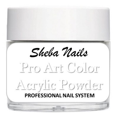 Pro Art Color Acrylic Powder - White