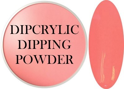 Dipcrylic Acrylic Dipping Powder - Garden Collection - Orchid