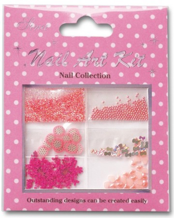 Nail Art Kit - Collection 08