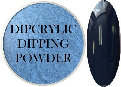 Dipcrylic Acrylic Dipping Powder - Retro Collection - Navy