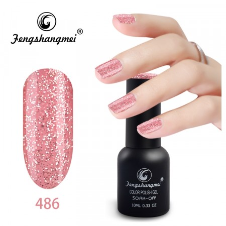 Fengshangmei Color Polish Gel #486