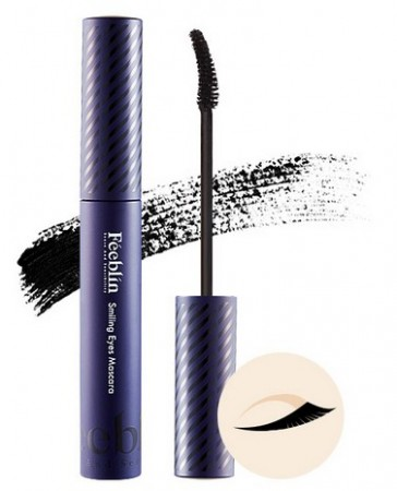 Feeblin Smiling Eyes Mascara 02 Long Lash & Curling
