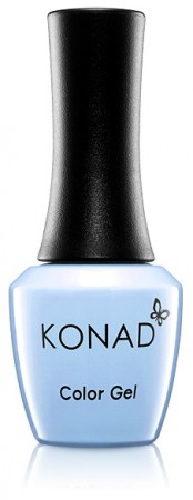 Konad Color Gel Nail Polish - CG060 Baby Blue