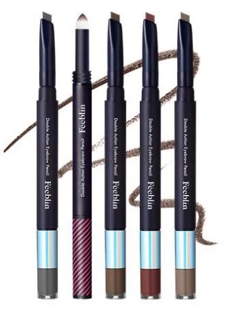 Double Action Eyebrow Pencil