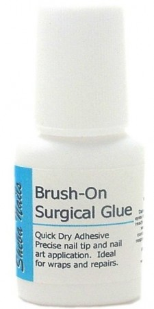 Quick Dry Surgical Glue Brush On