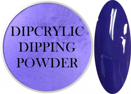 Dipcrylic Acrylic Dipping Powder - Purps Collection - Amethyst