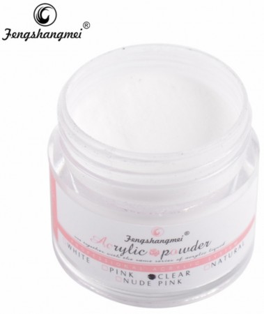 Fengshangmei Acrylic Powder - Clear - 30 ml