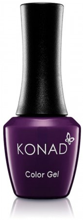 Konad Color Gel Nail Polish - CG037 Dark Purple