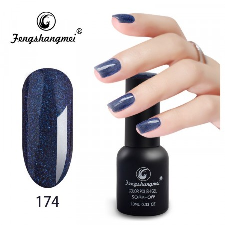 Fengshangmei Color Polish Gel #174