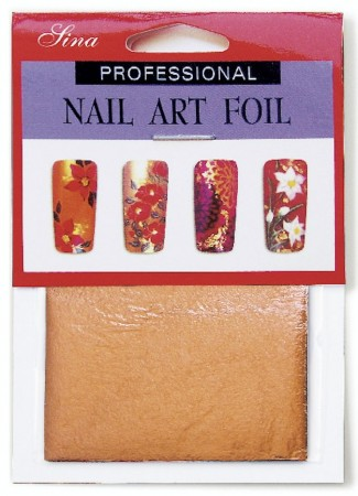Nail Art Foil - Copper