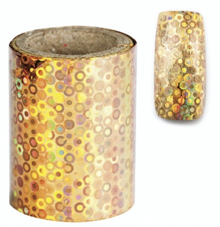Nail Art Foil - Treasure Chest #NATF11