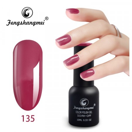 Fengshangmei Color Polish Gel #135