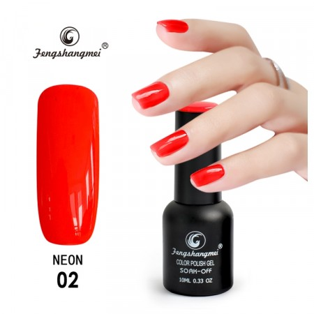 Fengshangmei Color Polish Gel Neon #002