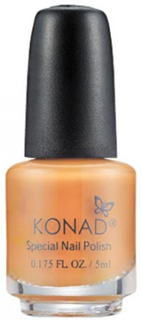 Konad Nail Art - Special Nail Polish - S10 Pastel Orange