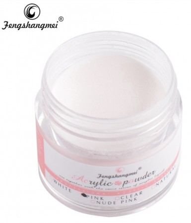 Fengshangmei Acrylic Powder - Pink - 30 ml
